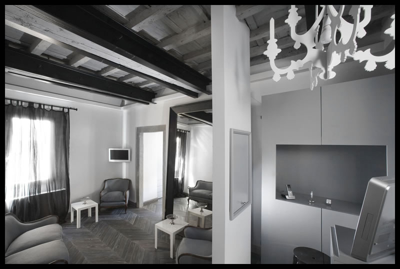 Boutique hotel florence alessandro romito architetto for Boutique hotel florence